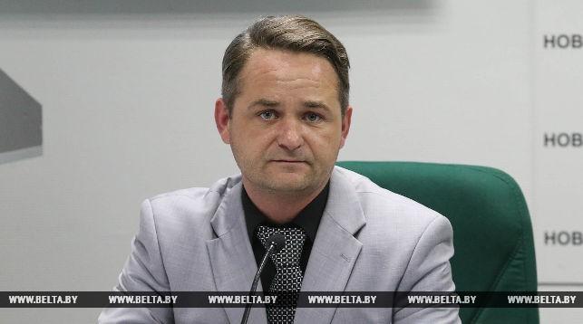 Дмитрий Рябов. Фото из архива