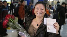 Туристка Ли Йен. Фото из архива