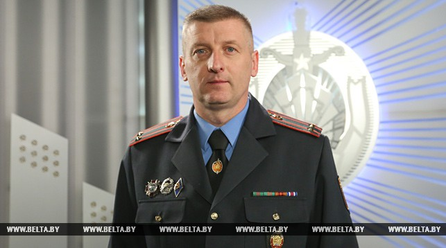 Георгий Евчар. Фото из архива
