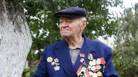Ветеран Великой Отечественной войны Степан Жук