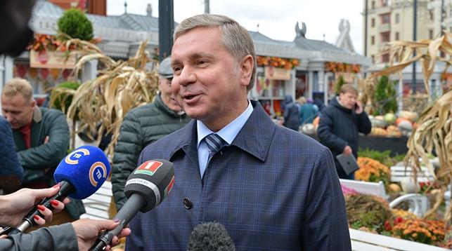 Сергей Черемин. Фото посольства Беларуси в России