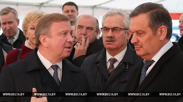 Андрей Кобяков, Владимир Потупчик и Анатолий Калинин