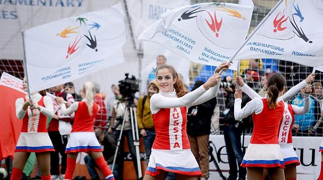 Фото из архива Олимпийского комитета России