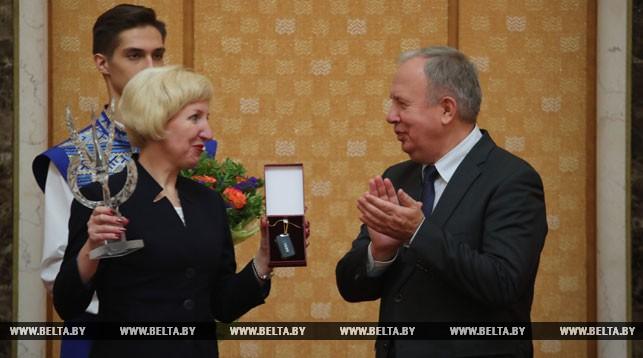 Светлана Румянцева и Василий Жарко