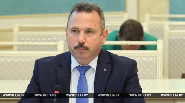 Виктор Ананич. Фото из архива
