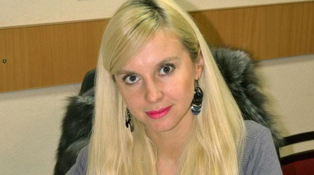 Элина Брага. Фото БРСМ