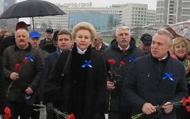 Ирина Костевич и Михаил Орда