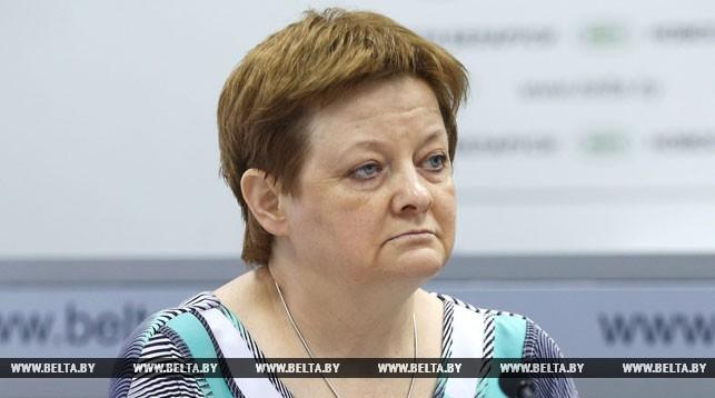 Валентина Гинчук. Фото из архива