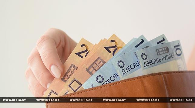 Средняя зарплата за июль возросла во всех областях Беларуси