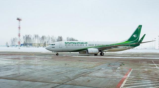 Фото Национального аэропорта Минск