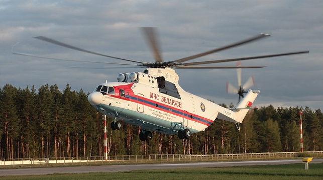 Ми-26. Фото МЧС