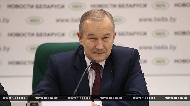 Сергей Чижик. Фото из архива