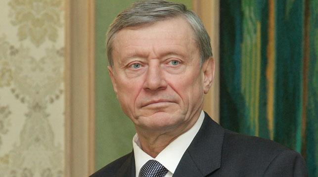 Николай Бордюжа. Фото из архива