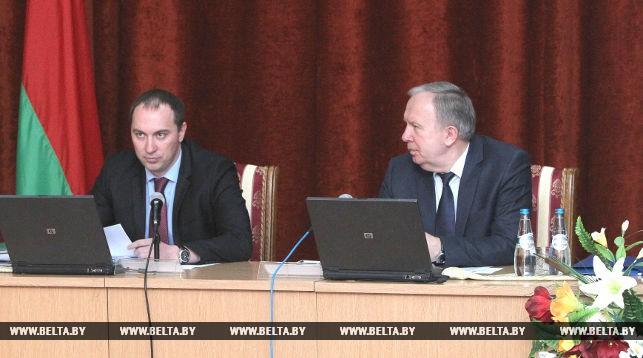 Андрей Лобович и Василий Жарко
