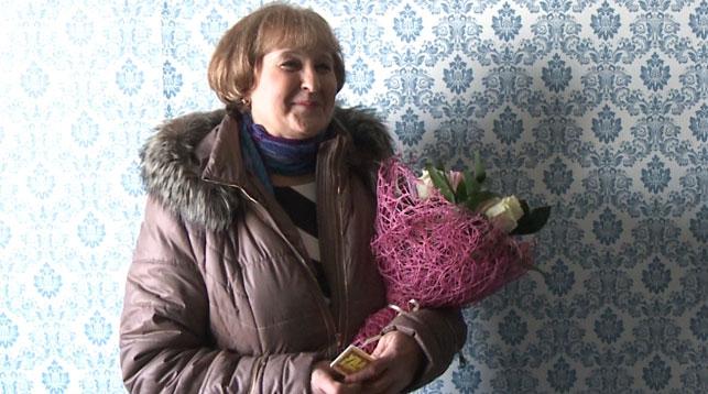 """Квартира от """"Евроопта"""" стала наградой Ольге Карчевской за жизненные трудности. И помогла решить вопрос с жильем для сына!"""
