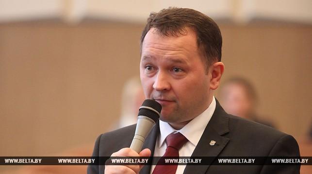 Олег Смирновский. Фото из архива