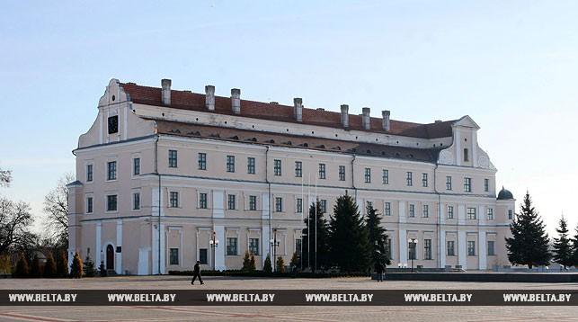 Здание Иезуитского коллегиума в Пинске