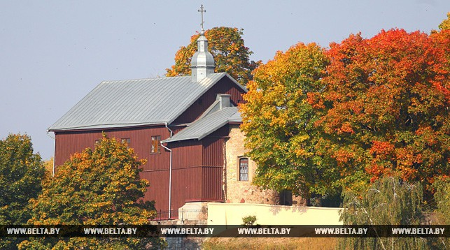 Коложская церковь в Гродно. Фото из архива