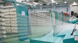 На производстве Оршанского льнокомбината. Фото из архива