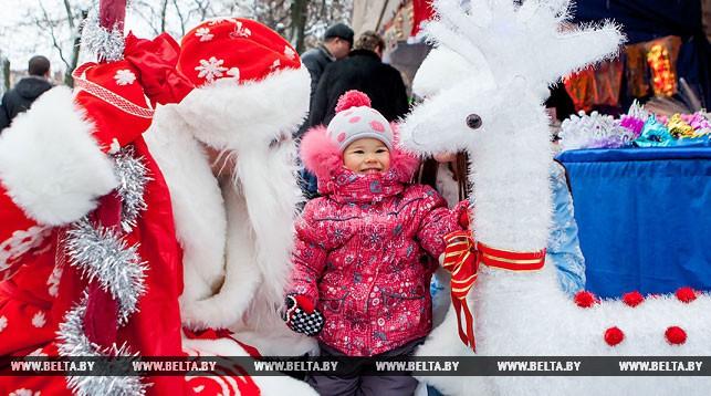 Сезон новогодних и рождественских ярмарок стартует в Бресте с 1 декабря