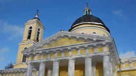 Петро-Павловский кафедральный собор Гомеля. Фото Гомельской епархии