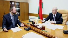 Андрей Соколовский и Владимир Кравцов