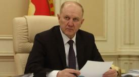 Владимиром Кравцовым. Фото из архива