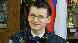 Виктор Глушин. Фото БРСМ