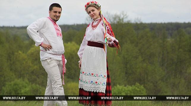 Молодая Супружеская Пара Стас И Аня