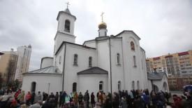 Свято-Георгиевский храм в Витебске