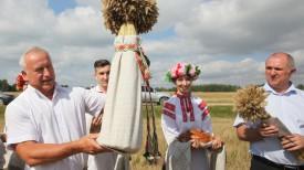 Николай Шерстнев во время чествования