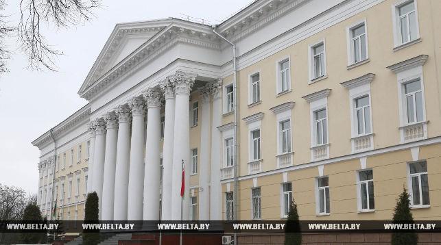 Министерство обороны Беларуси. Фото из архива