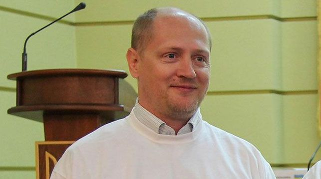 Павел Шаройко. Фото из социальных сетей