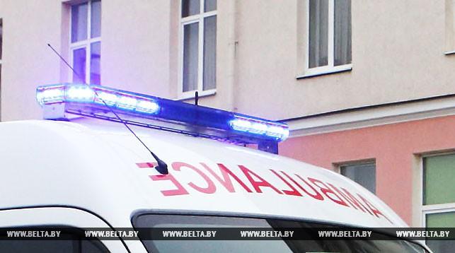 В Пинске пенсионер доставлен в реанимацию после пожара в собственной квартире