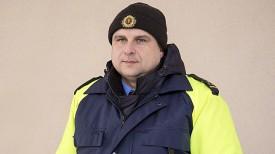 Олег Майсак. Фото УВД Миноблисполкома