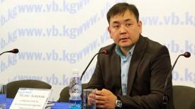 "Мелис Аспеков. Фото ""Вечерний Бишкек"""