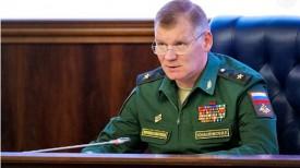Игорь Конашенков. Фото Минобороны России