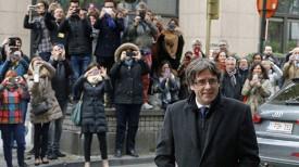 Карлес Пучдемон. Фото AFP