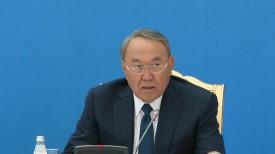 Нурсултан Назарбаев. Фото КАЗИНФОРМ