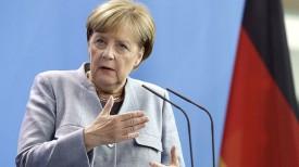 Ангела Меркель. Фото AP
