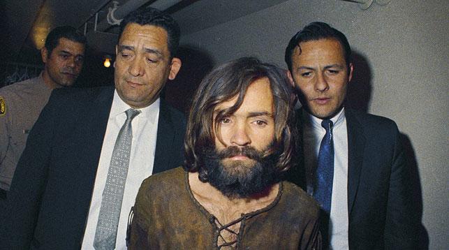 Чарльз Мэнсон в 1969 году. Фото AP