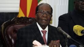 Роберт Мугабе. Фото AP