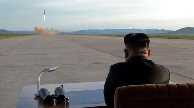 Фото KCNA via REUTERS