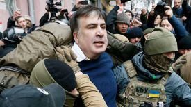 Михаил Саакашвили. Фото Reuters