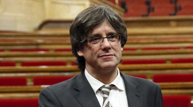 Карлес Пучдемон. Фото Reuters