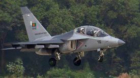 Як-130 ВВС Бангладеш