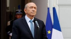 Министр внутренних дел Франции Жерар Колон
