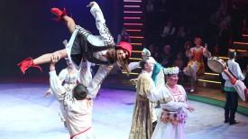 На фестивале циркового искусства