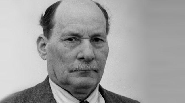 Якуб Колас. Фото с сайта Государственного литературно-мемориального музея Якуба Коласа в Минске