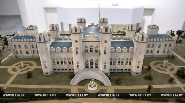Реконструкцию Коссовского дворца планируется завершить к 2023 году